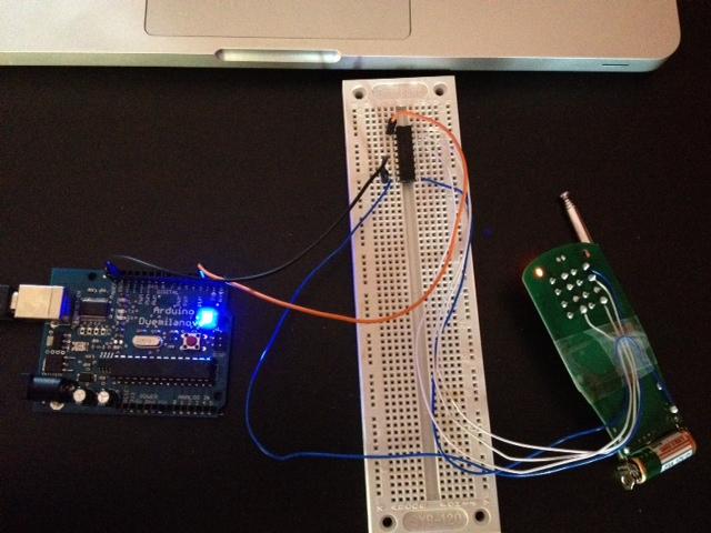 Projets domotiques dans la maison storck arduino uln2803 for Alarme maison freebox