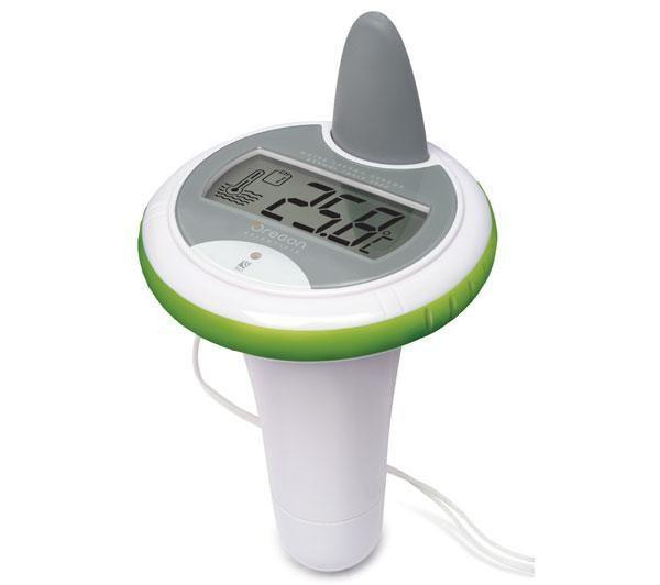 Projets domotiques dans la maison storck contr le et supervision de la piscine - Thermometre piscine connecte ...